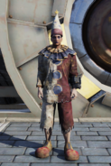 FO76 Clown Outfit Male