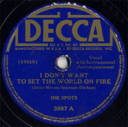 I Don't Want to Set the World on Fire (Decca cover).jpg