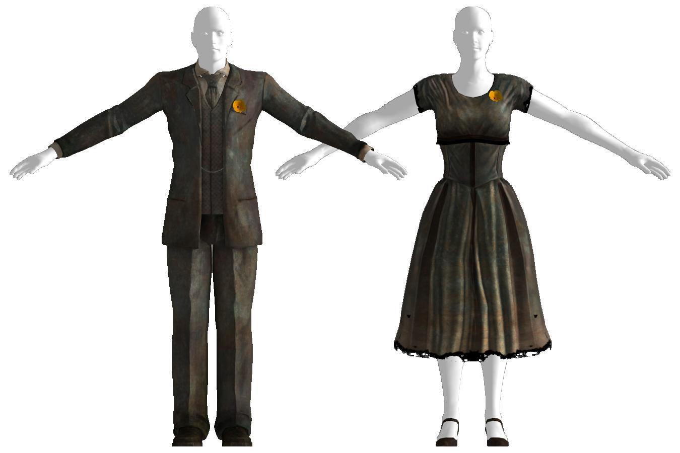Ambassador Crocker's suit