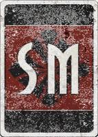 FNVDM Caravan card back - Sierra Madre