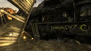 FNV Canyon wreckage 13