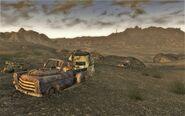 FNV Pick up truck camper rv