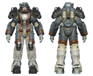 FO4CC T-60 power armor minutemen revolutionary