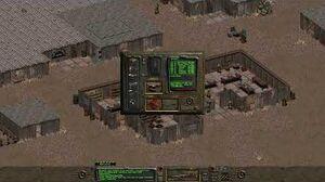 Fallout (1997) - Junktown 4K 60FPS