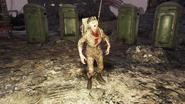 Feral Ghoul Officer 2