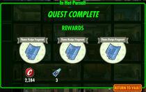 FoS In Hot Pursuit rewards