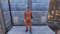 Jack O'Lantern Pant Suit