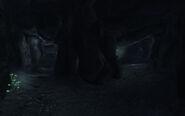 Musty caverns interior