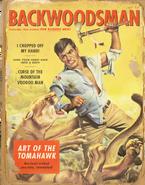 Backwoodsman Art of the Tomahawk