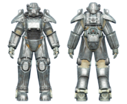 FO4 T-45 power armor minutemen