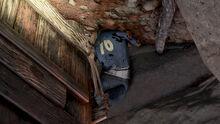 FO76WL The Pigsty Skeleton Clothed Vaultsuit 76 rev