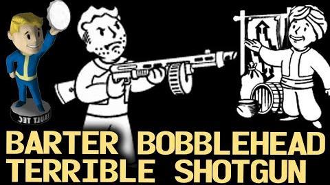 Bobblehead - Barter