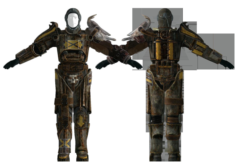 Ashur's power armor