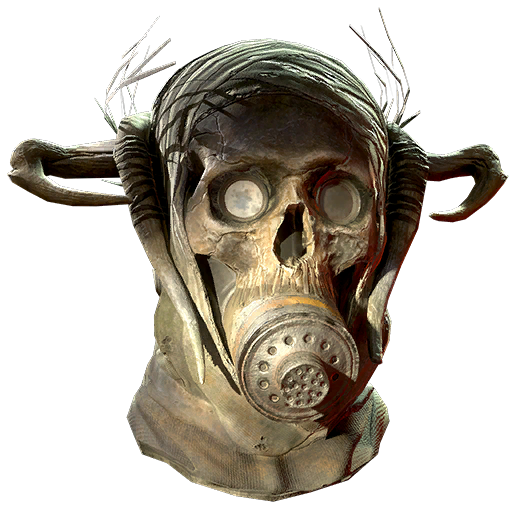 Cultist headpiece