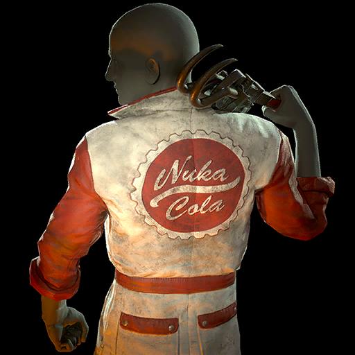 Nuka-Cola jumpsuit