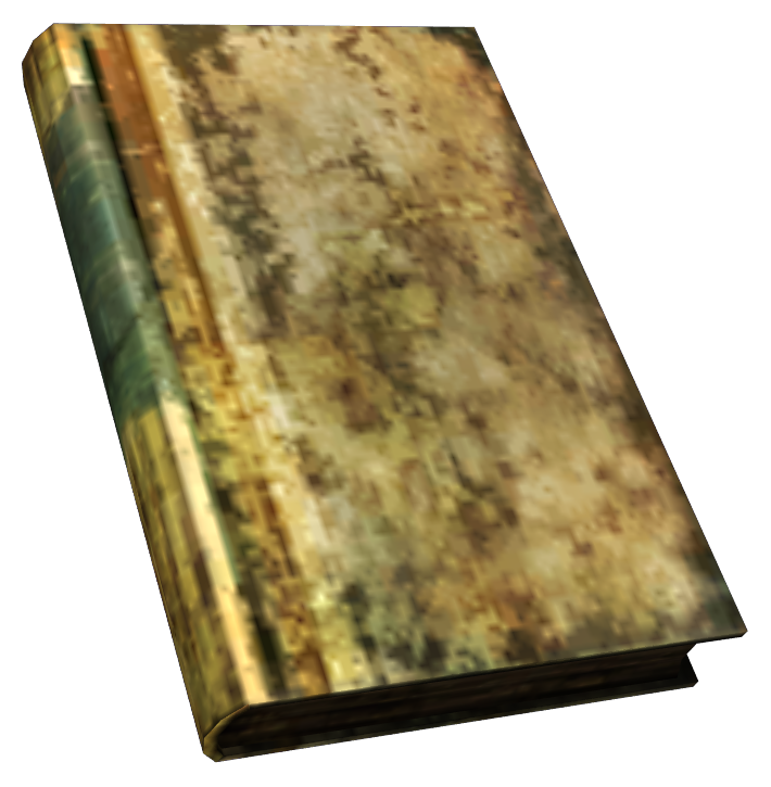 Маленькая опалённая книга