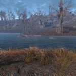 FO4 Dark Hollow pond point.png