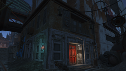 FO4 Old Corner bookstore outside.png