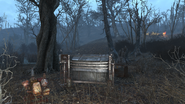 FO4 Somerville Place sentry bot NW