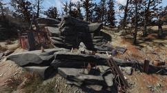 FO76 Mole miner tunnel.png