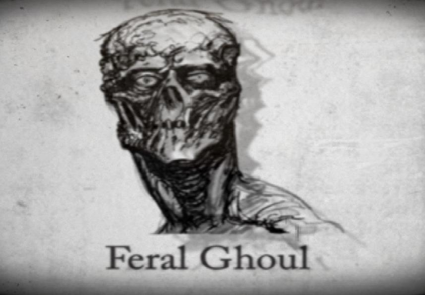 Feral ghoul