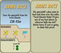 FoS Arms Race card