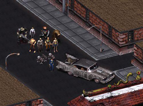 Fallout 2 companions