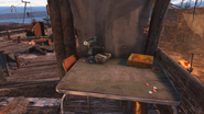 FO4 Caps Stash in Easy City Downs