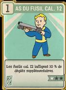 FO76 As du fusil cal. 12