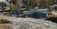 FO76 Flatwoods (bus stop)
