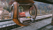 FO76 Vault-Tec University (Monorail maintenance log 30045)