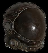 FO76 armor hazmathelmblack