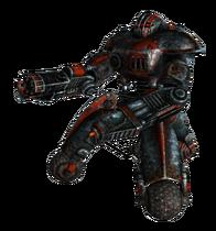 Outcast sentry bot