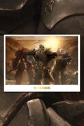 WASTELANDERS Lithograph full