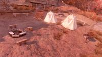FO76WA Toxic Larrys campsite APG