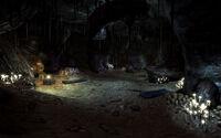 Three Marys caverns