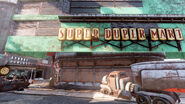 Watoga Shopping Plaza (Super Duper Mart)