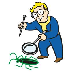 輻射4 bugs
