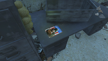 FO4 Guns & Bullets in South Boston Military Checkpoint