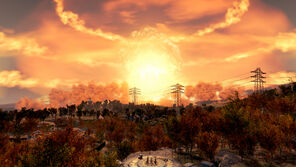 FO4 Nuclear strikes on Boston.jpg