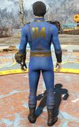 Fo4 vault 114 jumpsuit male