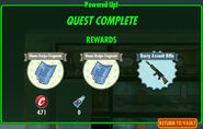 FoS Powered Up! rewards