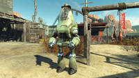 FO4NW The Giddyup Kid pose