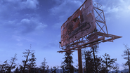 FO76 191020 Ski equipment billboard