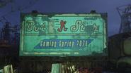 FO76 Bot-Stop Sign Cranberry Bog