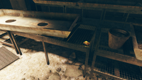 FO76 Raleigh Clay's bunker (Harpers Ferry proposal)