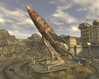 Fallout New Vegas Repconn Test Site