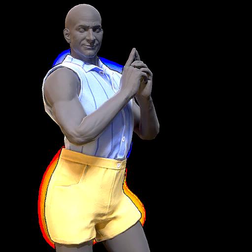 Summer shorts (Fallout 76)