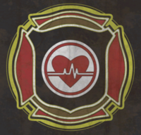 FO76 Fire breathers flag logo