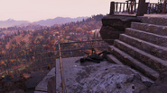FO76 Young woman (Mountainside Bed & Breakfast)